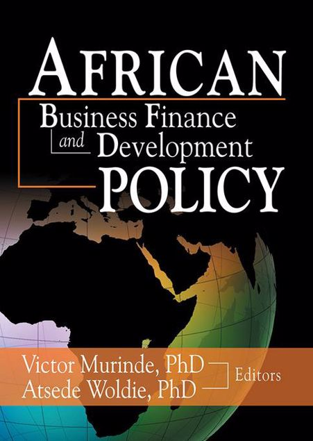 Picture of African Development Finance and Business Finance Policy