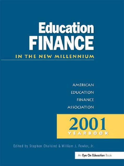 Picture of Education Finance in the New Millenium