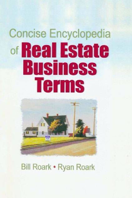 Picture of Concise Encyclopedia of Real Estate Business Terms