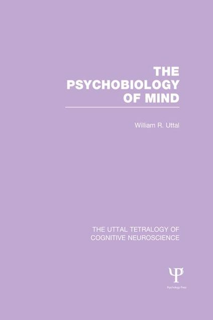 Picture of The Psychobiology of Mind