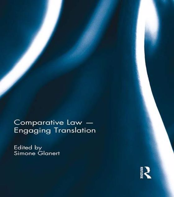 Picture of Comparative Law - Engaging Translation