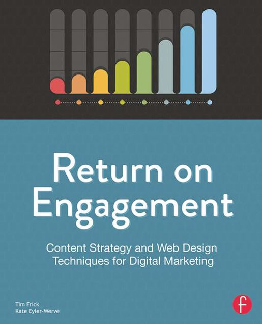 Picture of Return on Engagement: Content Strategy and Web Design Techniques for Digital Marketing