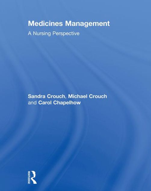 Picture of Medicines Management: A Nursing Perspective