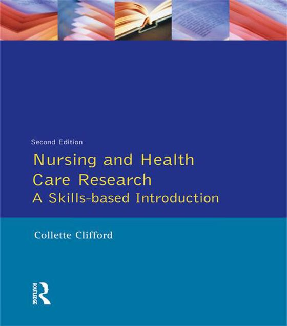 Picture of Nursing and Health Care Research