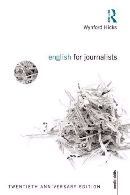 Picture of English for Journalists: Twentieth Anniversary Edition