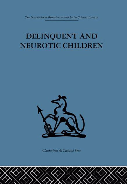Picture of Delinquent and Neurotic Children: A Comparative Study