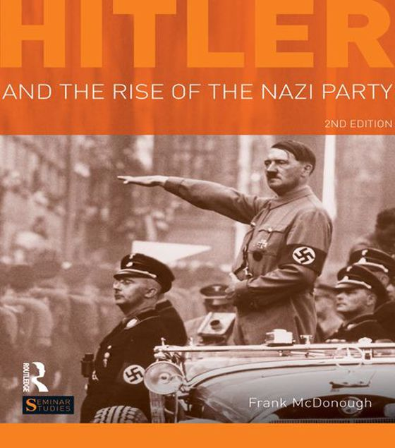 Picture of Hitler and the Rise of the Nazi Party