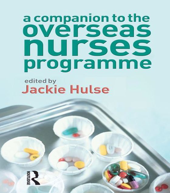 Picture of A Companion to the Overseas Nurses Programme