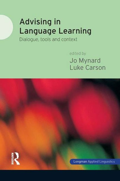 Picture of Advising in Language Learning: Dialogue, Tools and Context