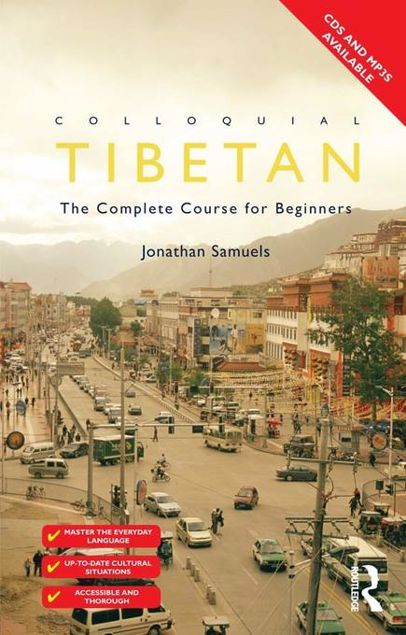 Picture of Colloquial Tibetan: The Complete Course for Beginners