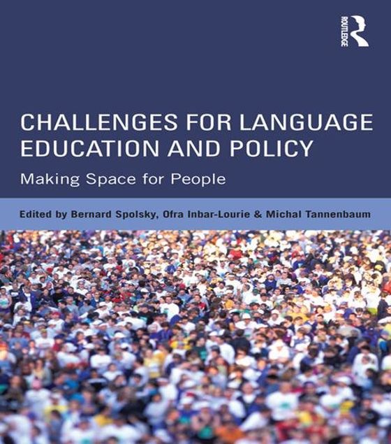 Picture of Challenges for Language Education and Policy: Making Space for People