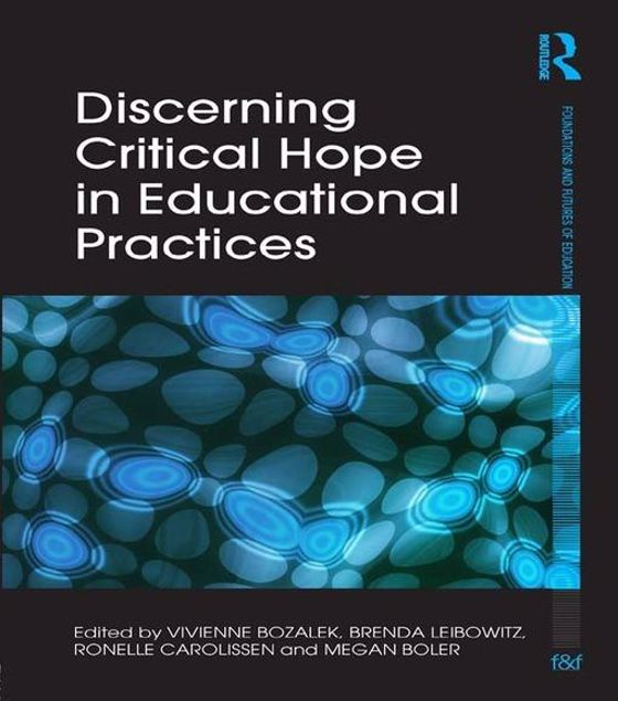Picture of Discerning Critical Hope in Educational Practices
