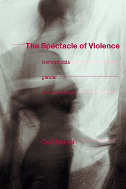 Picture of The Spectacle of Violence: Homophobia, Gender and Knowledge