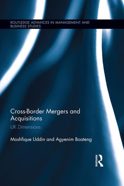 Picture of Cross-Border Mergers and Acquisitions: UK Dimensions