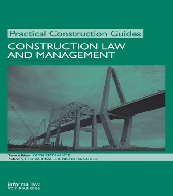 Picture of Construction Law and Management