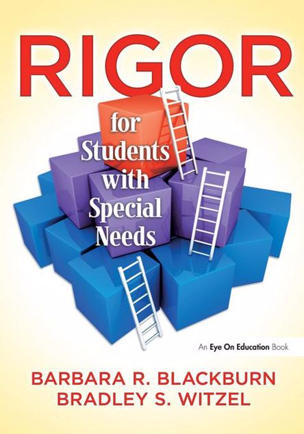 Picture of Rigor for Students with Special Needs