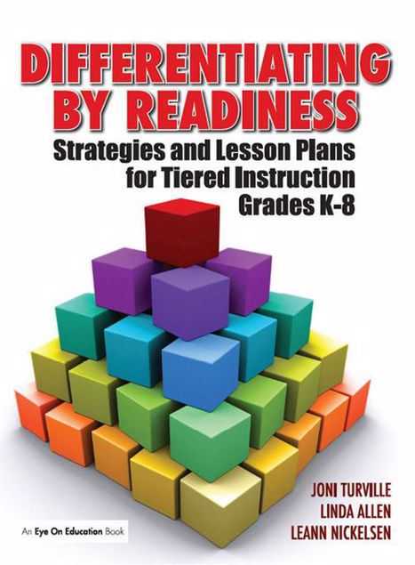 Picture of Differentiating By Readiness: Strategies and Lesson Plans for Tiered Instruction, Grades K-8