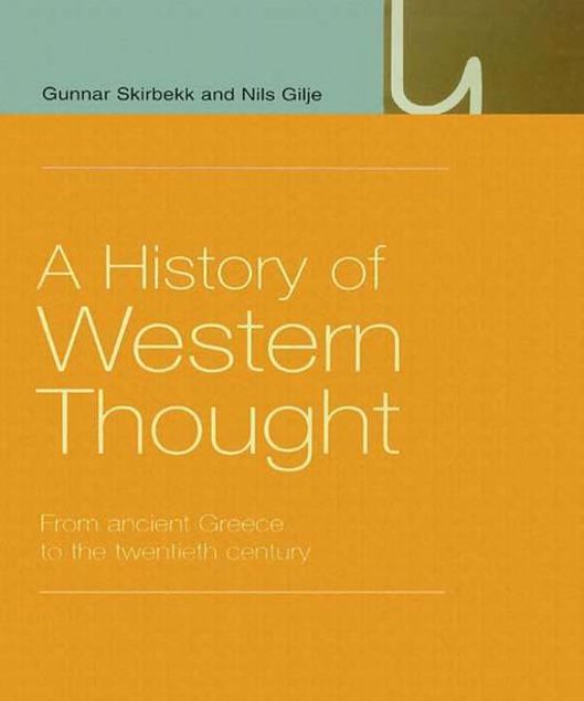 Picture of A History of Western Thought: From Ancient Greece to the Twentieth Century: From Ancient Greece to the Twentieth Century