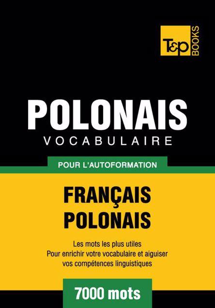 Picture of Vocabulaire Francais-Polonais Pour L'Autoformation - 7000 Mots