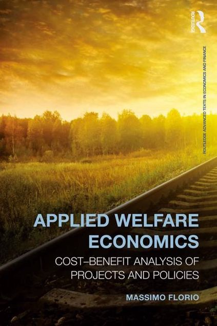 Picture of Applied Welfare Economics: Cost-Benefit Analysis of Projects and Policies