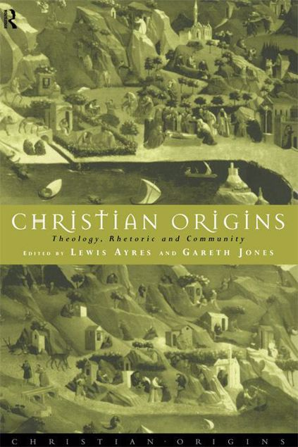 Picture of Christian Origins: Theology, Rhetoric and Community