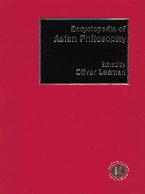 Picture of Encyclopedia of Asian Philosophy