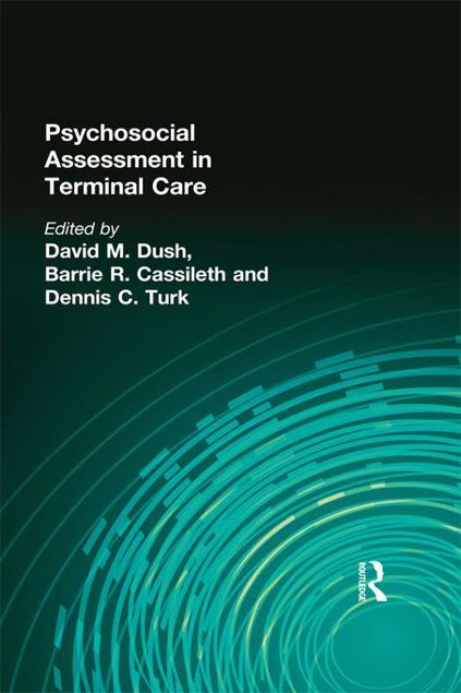 Picture of Psychosocial Assessment in Terminal Care