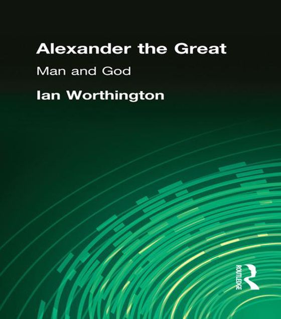 Picture of Alexander the Great: Man and God