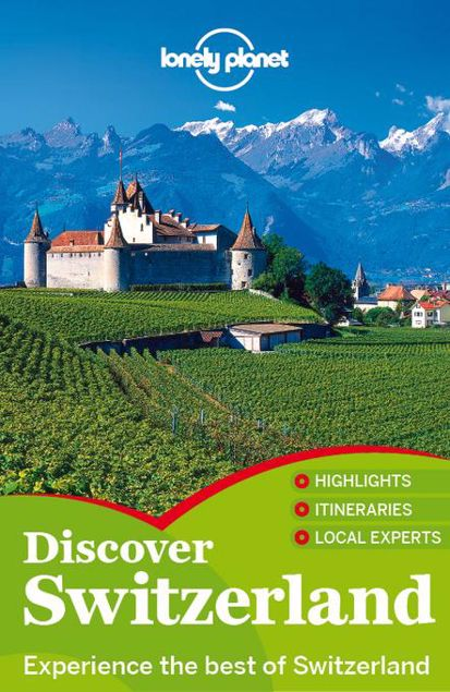 Picture of Lonely Planet Discover Switzerland