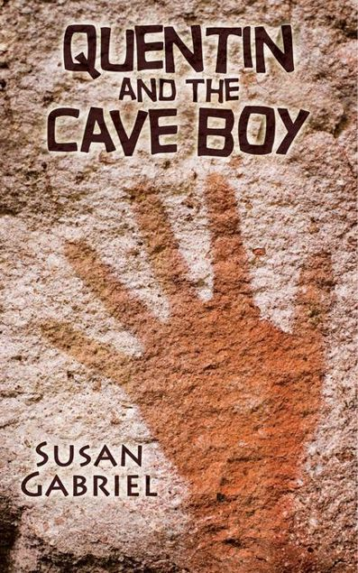 Picture of Quentin and the Cave Boy - A Humorous Adventure Story for Ages 8 to 88