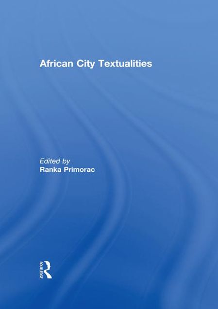 Picture of African City Textualities - Primora