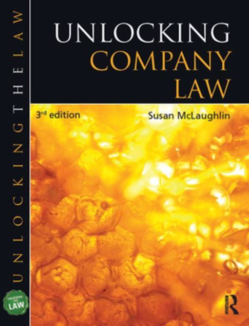 Picture of Unlocking Company Law