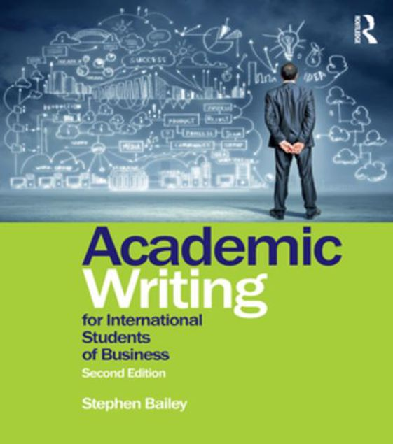 Picture of Academic Writing for International Students of Business