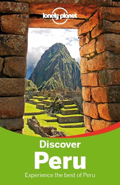 Picture of Lonely Planet Discover Peru