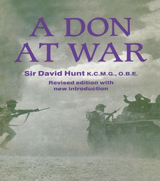 Picture of A Don at War
