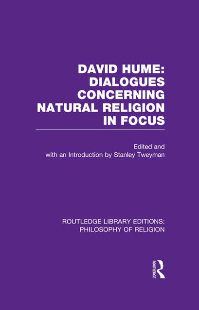 Picture of David Hume: Dialogues Concerning Natural Religion in Focus