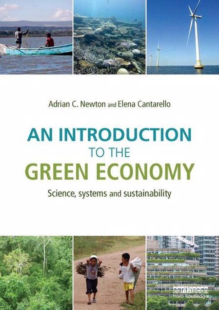 Picture of An Introduction to the Green Economy: Science, Systems and Sustainability