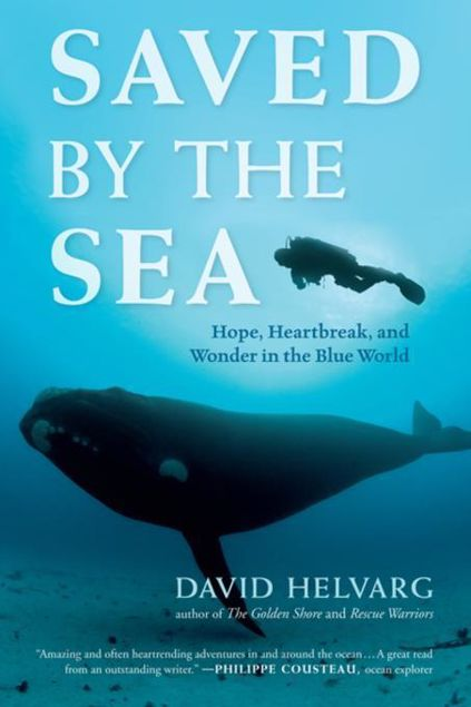 Picture of Saved by the Sea: Hope, Heartbreak, and Wonder in the Blue World