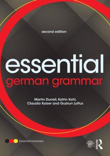 Picture of Essential German Grammar