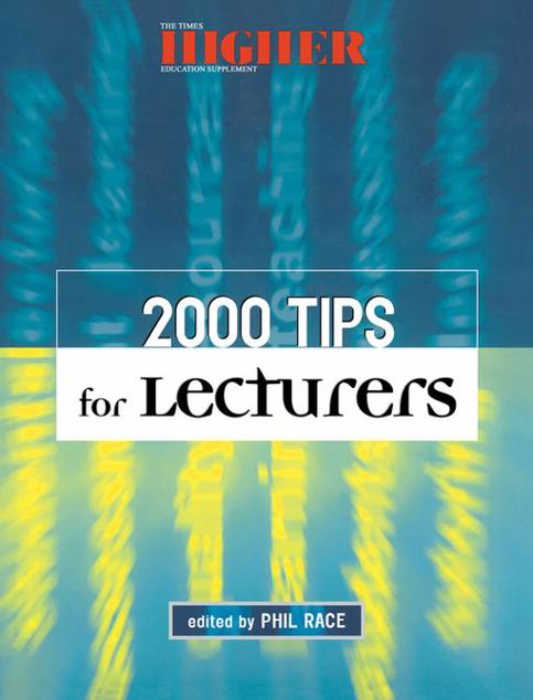 Picture of 2000 Tips for Lecturers