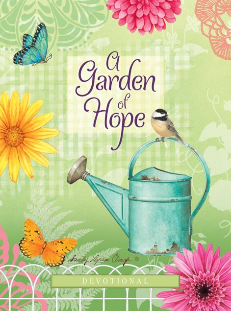 Picture of Garden of Hope: Devotional