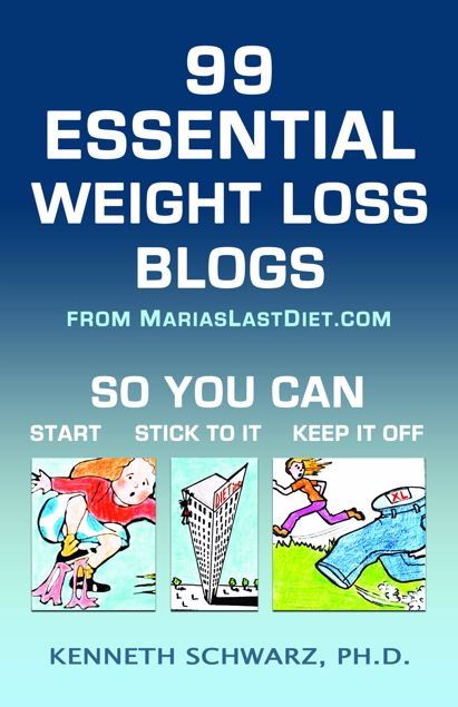 Picture of 99 Essential Weight Loss Blogs: So You Can Start, Stick to It, Keep It Off