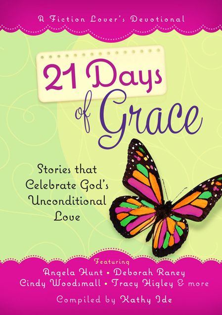 Picture of 21 Days of Grace: Stories That Celebrate God's Unconditional Love