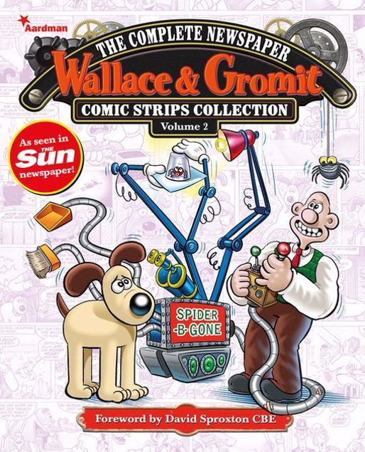 Picture of Wallace & Gromit: The Complete Newspaper Strips Collection Vol. 2