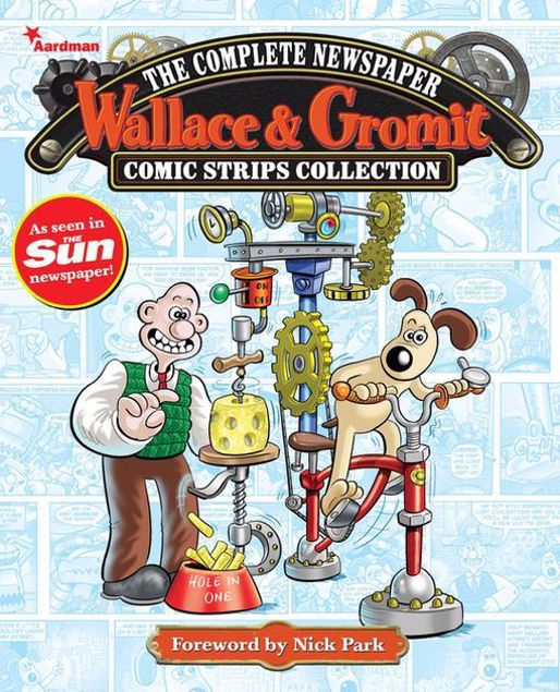 Picture of Wallace & Gromit: The Complete Newspaper Strips Collection Vol. 1