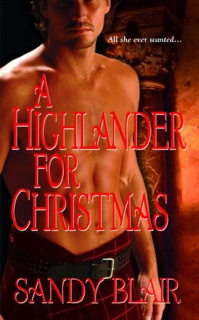 Picture of A Highlander For Christmas