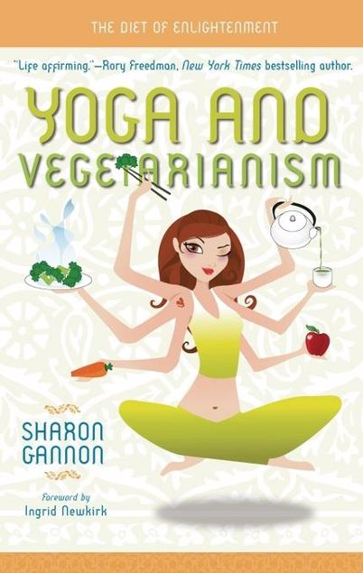 Picture of Yoga and Vegetarianism: The Diet of Enlightenment