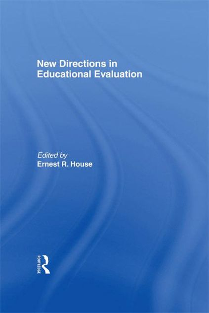 Picture of New Directions in Educational Evaluation