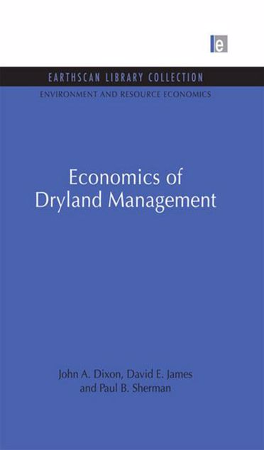 Picture of Economics of Dryland Management