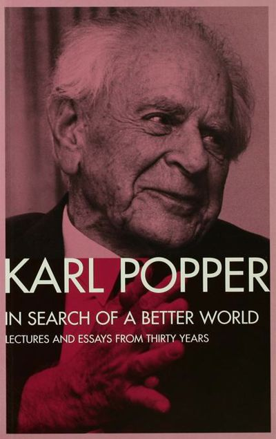 Picture of In Search of a Better World: Lectures and Essays from Thirty Years